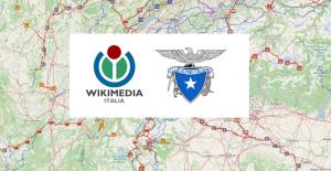Continua con successo la collaborazione tra Wikimedia Italia e il CAI