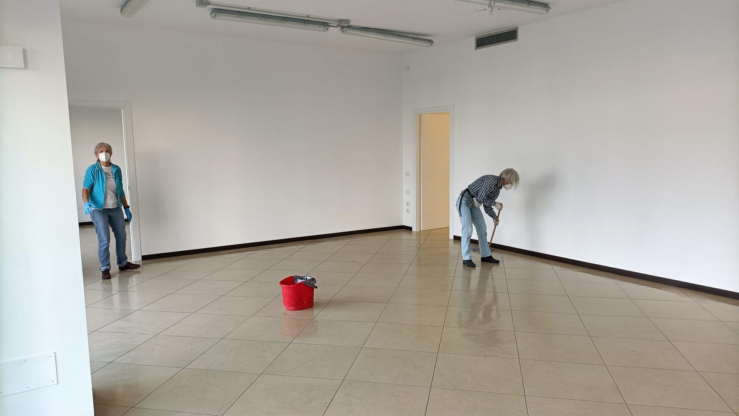 Nuova sede: lavori in corso